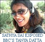 BBC's Tanya Datta Exposes Sai Baba's International Chief