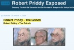 Robert Priddy As The Grinch 2
