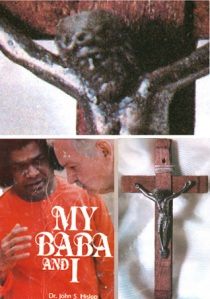 Sathya Sai Baba Crucifix: Miraculously materialized?