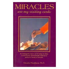 Miracles Are My Visiting Cards 2